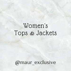 Tops - Women's Tops & Jackets